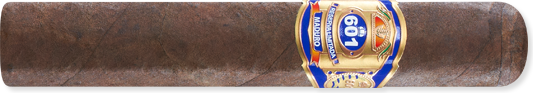 601 Blue Box-Pressed Maduro Prominente