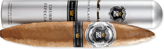 Zino Platinum Crown Series Chubby Especial Tubo